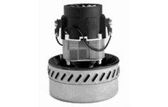 motor aspiradora bypass periférico 2 turbinas 24v 500w